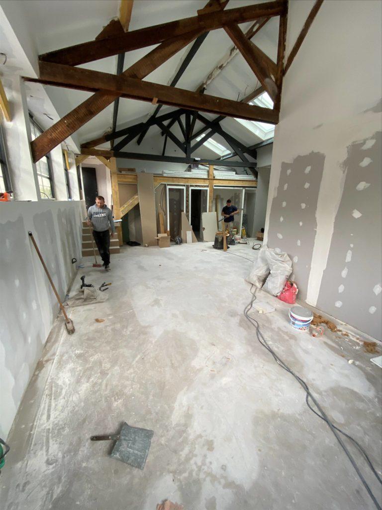 Access Rénovation mise en plâtrerie